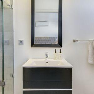 Master Bedroom En-Suite Bathroom; SELENE MOON - Camps Bay