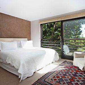 Master bedroom; GENEVA MIDDLE - Camps Bay
