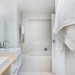 En-suite to master bedroom; B3 VALHALLA - Clifton