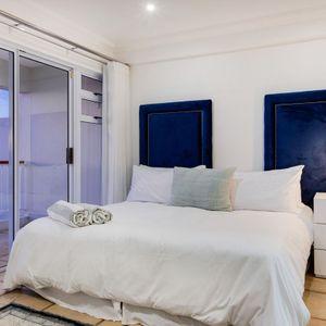 Fourth bedroom; MEDBURN ALPHA - Camps Bay