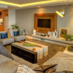 Living & TV area; SKYFALL - Clifton