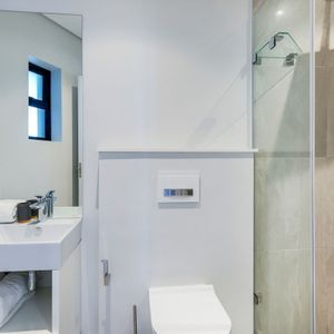 Third bathroom; PENTHOUSE ON POINT - Green Point