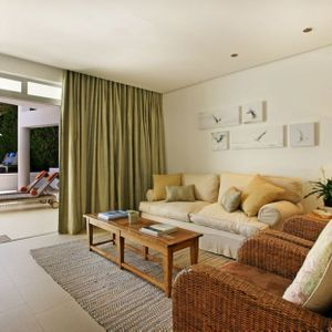 Living area; SILVER LINING - Camps Bay