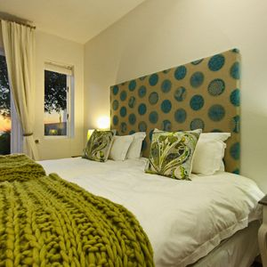 Fourth bedroom; SELBOURNE - Sea Point