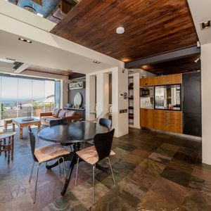 Kitchen/Dining; OCEAN VIEW TREASURE -Sea Point