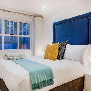 Second bedroom; MEDBURN ALPHA - Camps Bay