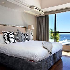 Second bedroom & views; CLIFTON HORIZONS - Clifton