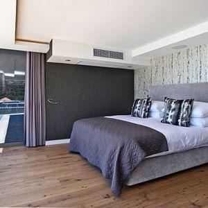 Master Bedroom ; CHEVIOTS - Camps Bay