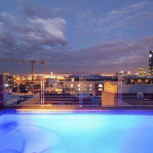 Pool; AFRIQUE - De Waterkant