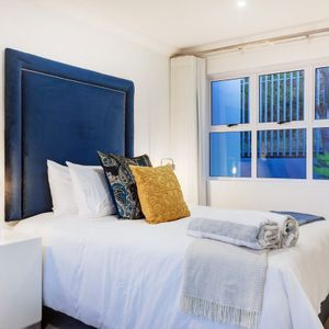 Third bedroom; MEDBURN ALPHA - Camps Bay