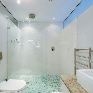 Fourth Bedroom En-suite; danielle Perold - Camps Bay
