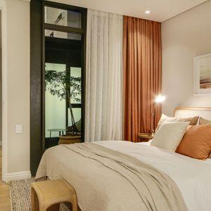 Second bedroom; AFRIQUE - De Waterkant