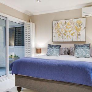 Third bedroom; MEDBURN ALCOVE - Camps Bay