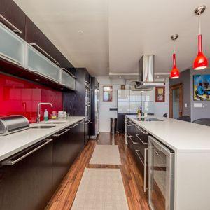 Kitchen; OCEAN JAZZ -Camps Bay