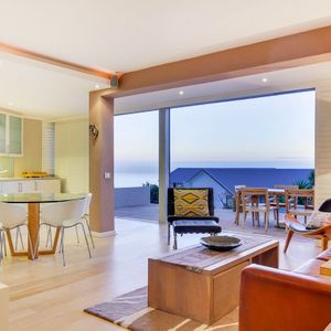 Open plan living areas; PANORAMA VIEWS - Camps Bay