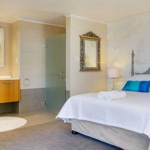 Fifth Bedroom Bathroom; CABANA BAY - Llandudno
