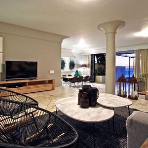 Living & TV area; CLIFTON HORIZONS - Clifton