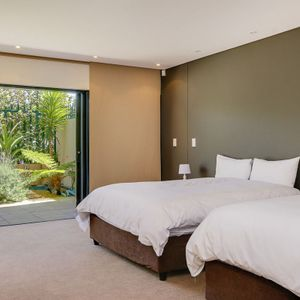Fourth Bedroom; TOUCH OF WHITE - Camps Bay