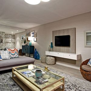 Living & TV area; DUNMORE BLU - Clifton