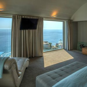 Master bedroom & Sea Views; AEGEA - Bantry Bay