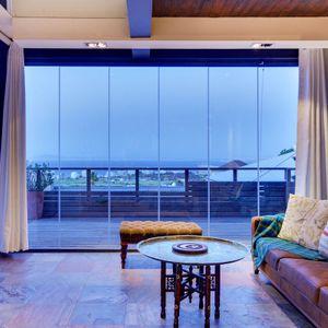 Living room; OCEAN VIEW TREASURE-Sea Point