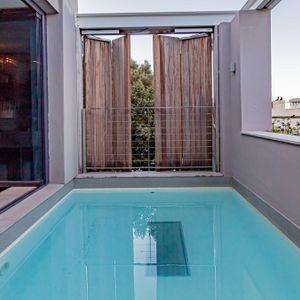 Private Pool; 53 Napier - De Waterkant