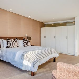 Spacious Second Bedroom; danielle Perold - Camps Bay