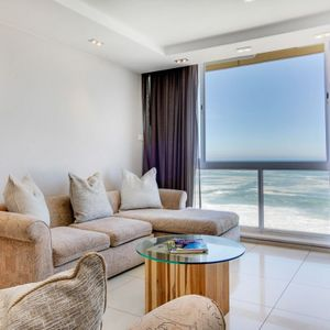 Lounge & Sea views; B3 VALHALLA - Clifton