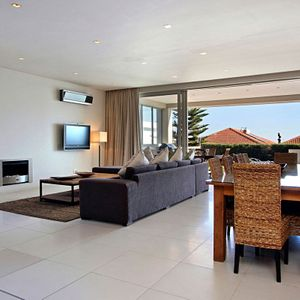 Dining & Living area; VILLA  BLUE -  Camps Bay