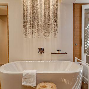 Second En-suite Bathroom; 53 Napier - De Waterkant