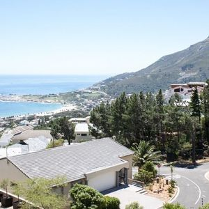 Camps Bay view; THE GARDEN PATH - Camps Bay