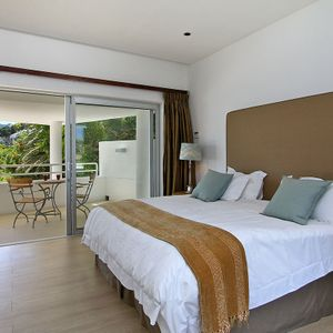 Second Bedroom onto patio; SILVER LINING - Camps Bay