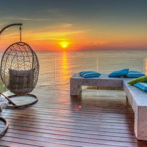 Views & Outdoor seating; AEGEA - Bantry Bay