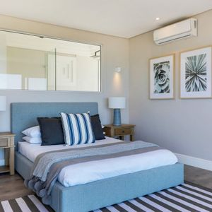 Second bedroom; ROMAN VILLA - Camps Bay