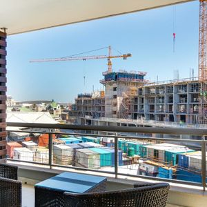 Balcony; 506 CANAL QUAYS - Foreshore
