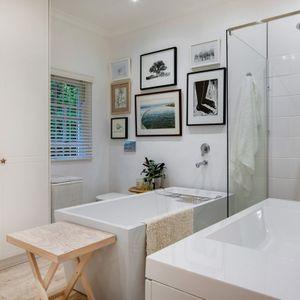 Master bathroom; OVERGLEN - Camps Bay