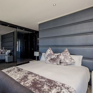 Master bedroom; SUNSET BLISS - Camps Bay