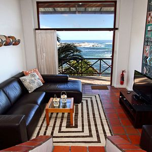 Living area; CAMPS BAY TERRACE -  Camps Bay