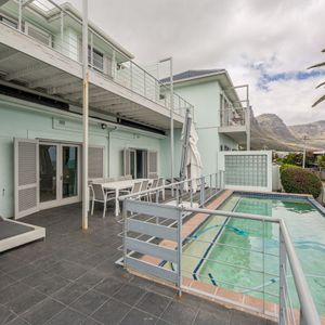 Exterior; BLUE SHORE VILLA - Camps Bay