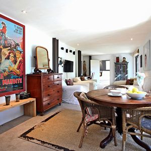 Dining & living area; GENEVA LOW - Camps Bay