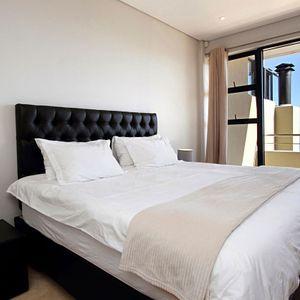Second bedroom; MEDBURN PENTHOUSE - Camps Bay