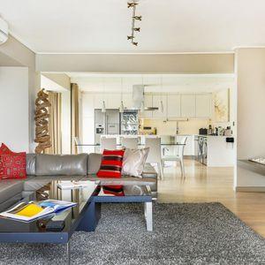 Open Plan Living Area; HOUGHTON STEPS - Bakoven