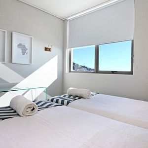 Second Bedroom Top; FAIRMONT 1001 - Sea Point