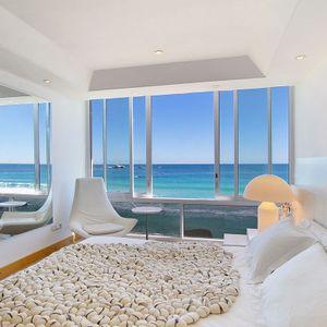 Master bedroom; CLIFTON BELLE - Clifton