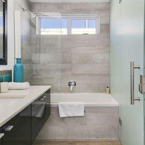 Second Bedroom En-Suite Bathroom; SELENE MOON - Camps Bay