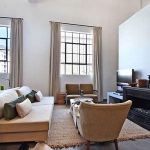 Living area; BANDAR - Cape Town City Centre