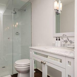 Third bathroom; VICTORIA APARTMENT - Camps Bay