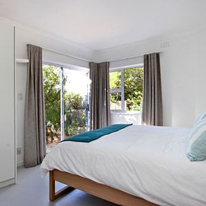 Second bedroom; BUNGALOW ON 4th - Clifton