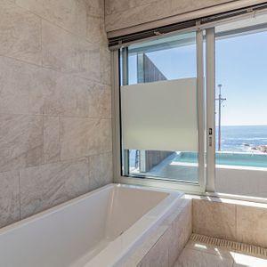 En-suite with Views; 100 Geneva - Camps Bay