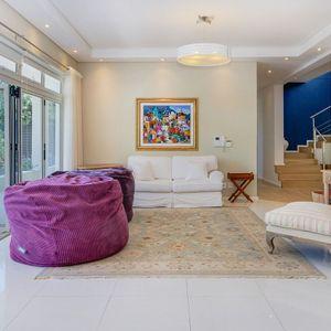 Living area & TV; Shanklin Road - Camps Bay